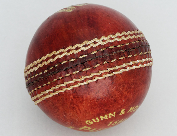 Cricket Ball Dents